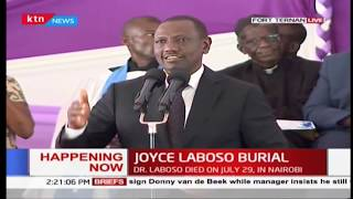 DP Ruto narrates how his wife Rachel called an American prophet to come pray for Joyce in London