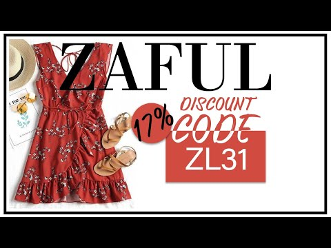 Zaful coupon save 15% off your order