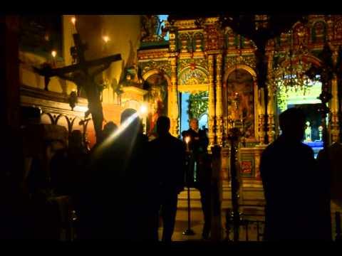 Μεγάλη Πέμπτη στην Αγία Μαρίνα Βλαχάτων [video]