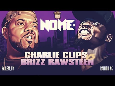 Download CHARLIE CLIPS VS BRIZZ RAWSTEEN SMACK/ URL RAP BATTLE | URLTV HD Mp4 3GP Video and MP3