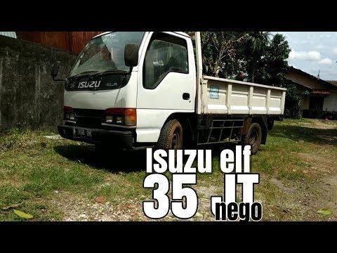 TRUK ISUZU ELF 95   35 JT NEGO