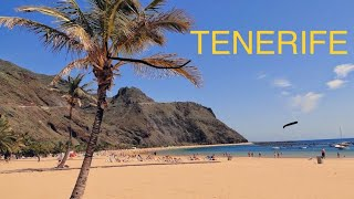 TENERIFE - CANARY ISLANDS, SPAIN HD