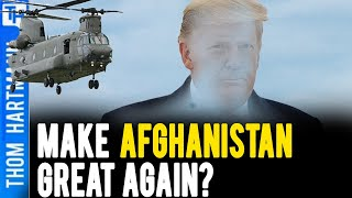 How Trump Sold Out Afghanistan To Terrorists
