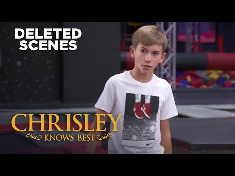 Chrisley Knows Best   Todd And Grayson Jump On A Trampoline   S7 Deleted Scene   on USA Network