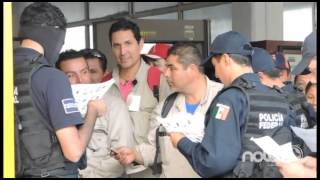 preview picture of video 'Roban combustible en PEMEX Salamanca; hay 48 detenidos'