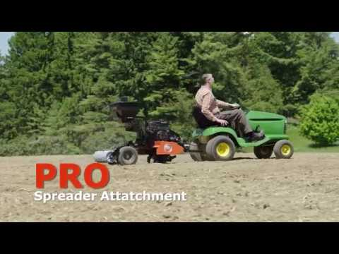 2021 DR Power Equipment Culti-packer Attachment in Walsh, Colorado - Video 1