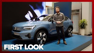 2022 Volvo C40 Recharge: Electric speed and style by Roadshow