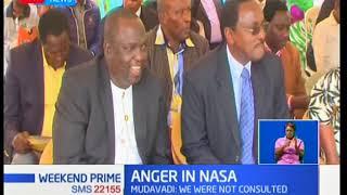 Nasa now appears divided over the meeting between President Uhuru and Nasa Principal Raila Odinga