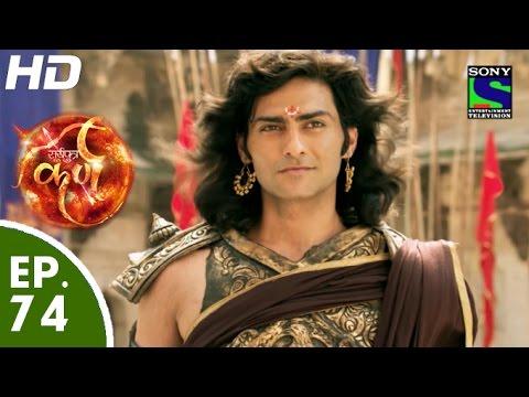 Suryaputra Karn - सूर्यपुत्र कर्ण - Episode 74 - 14th October, 2015