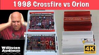 Old School Amp Dyno Drag Race   Crossfire CFA 15HC Vs Orion HCCA 225R [4K]
