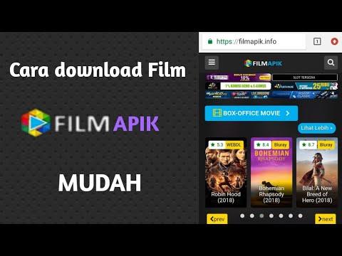 Cara mendownload film - di filmapik dengan MUDAH