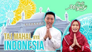 TAJ MAHAL NYA INDONESIA - Cinta Masjid Eps 2. Masjid Ramlie Musofa Video thumbnail