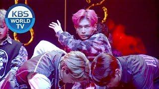 Gambar cover ATEEZ - Pirate King | 에이티즈 - 해적왕 [Music Bank / 2018.11.30]
