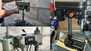 Bohrmaschine restaurieren (Teil 1) #Filmora