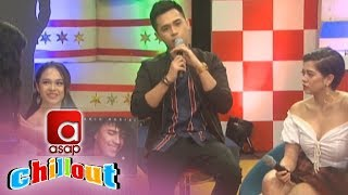 ASAP Chillout: Marlo Mortel talks about his new single 'Sana Ikaw Na Nga'