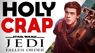 Star Wars: Jedi Fallen Order Is A NEW Kind Of EA Game