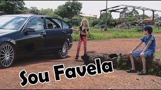 SOU FAVELA  (Clipe)  Amanda E Márcio JR