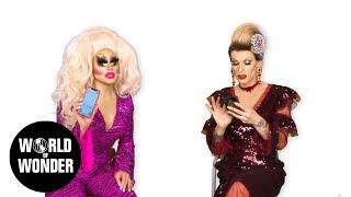 """UNHhhh Ep 86: """"Phones"""" with Trixie Mattel and Katya Zamolodchikova"""