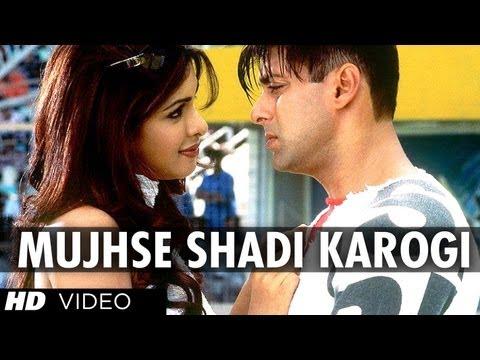 Mujhse Shadi Karogi Full Song | Mujhse Shaadi Karogi