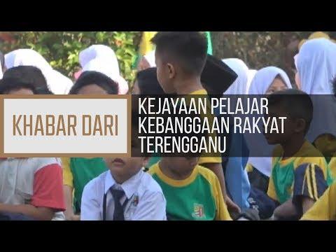 Khabar Dari Terengganu: Kejayaan pelajar kebanggaan rakyat Terengganu
