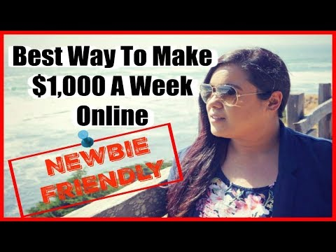Earn Money Online 2018 – How To Make Money Online Fast 2018