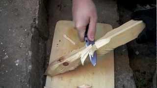 Benchmade 950 Rift (950) - відео 1