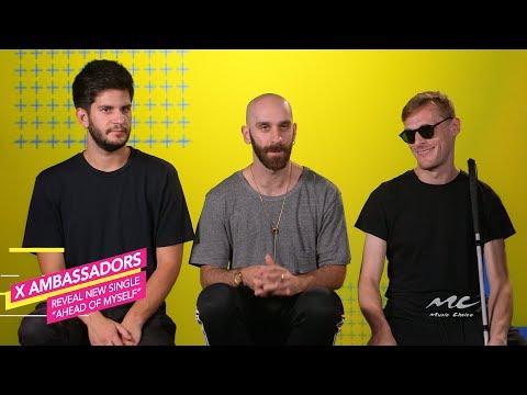 X Ambassadors Reveal New Single