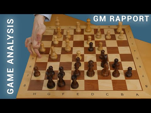Download Richard Rapport Analyzes the Kings Indian Attack! Mp4 HD Video and MP3
