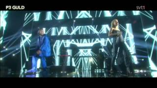 Zara Larsson & MNEK - Never Forget You LIVE at P3 Guld 2016