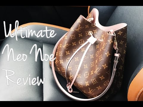 Ultimate Louis Vuitton Neo Noe Review | CHRISTIE