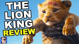 The Lion King: Was It Worth It?   SCB Review
