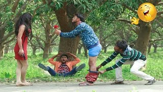 Must Watch New Very Funny Stupid Boys 2020 | Top New Comedy Video | Try To Not Laugh | Fun ki vines