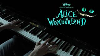 alice's theme - piano cover, improved version (without music)