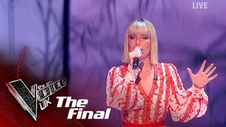 Molly Hocking's 'Someone You Loved' | The Final | The Voice UK 2019