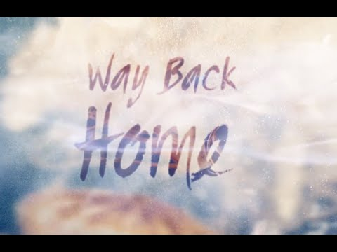 Cameron AG - Way Back Home (Official Lyric Video)