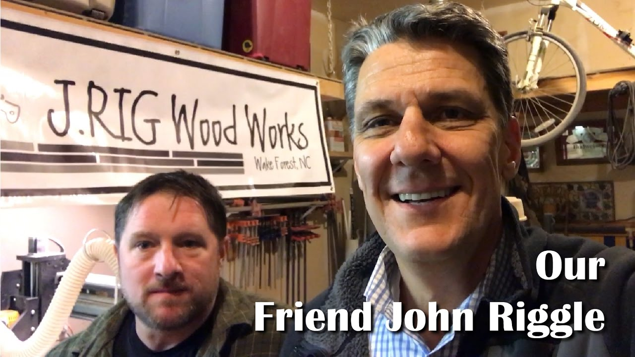 Meet John Riggle and J. Rig Wood Works