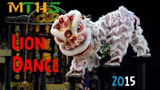 MTHS Multicultural Assembly: Lion Dance 2015
