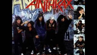 Anthrax im the man