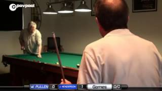 #2 • Wayne PULLEN vs John HENDERSON • James Boch's One Pocket Challenge