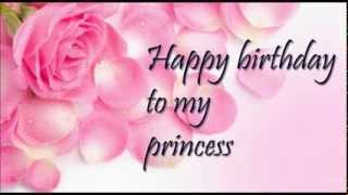Happy birthday wishes, SMS, blessings, greetings to daughter