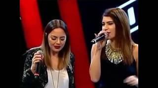 Ebru Gündeş - Teşekkür Ederim (O Ses Türkiye Düet)