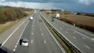 preview picture of video 'M58 Motorway'