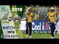 watch Short Highlights   Lahore Qalandars Vs Peshawar Zalmi    Match 14   3rd March   HBL PSL 2018