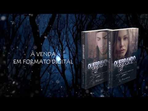 [Book Trailer]: SÉRIE SEGREDOS SOMBRIOS - DE LI FERREIRA