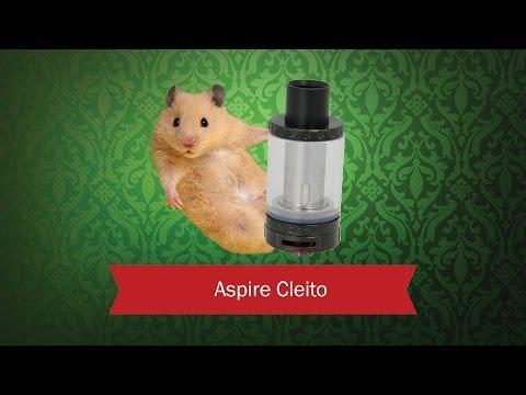Aspire Cleito - танк - видео 1