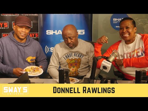 Donnell Rawlings Gets Crushed by Heather B In A Cooking Challenge
