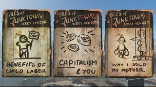 Fallout 4 - Tales of a Junktown Jerky Vendor Magazine Locations
