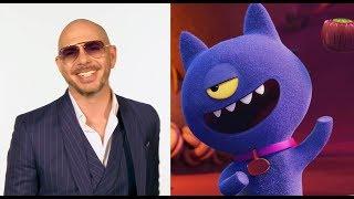 UGLYDOLLS Pitbull Featurette