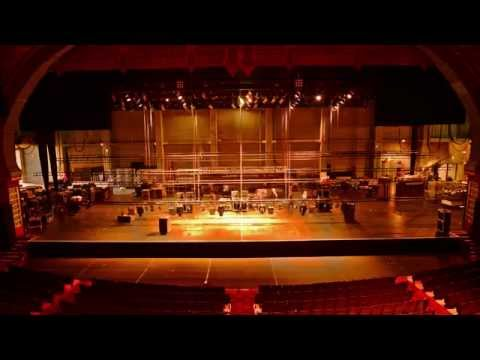 2014.11.30 SHRINE Auditorium & Expo Hall timelapse montage