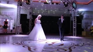 Dança dos noivos Gesiel e Juliana Valsa + Pout pourri Bom Demais!!!